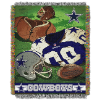NFL Dallas Cowboys Vintage 48x60 Tapestry
