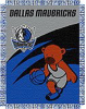 NBA Dallas Mavericks Baby Blanket