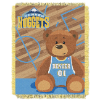 NBA Denver Nuggets Baby Blanket