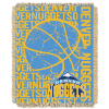 NBA Denver Nuggets 48x60 Triple Woven Jacquard Throw