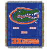 NCAA Florida Gators Commemorative 48x60 Tapestry Throw