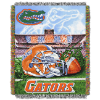 NCAA Florida Gators Home Field Advantage 48x60 Tapestry Throw