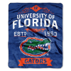 NCAA Florida Gators 50x60 Raschel Throw Blanket