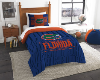 NCAA Florida Gators Twin Comforter Set