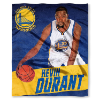 NBA Golden State Warriors Kevin Durant 50x60 Silk Touch Blanket