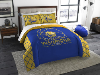 NBA Golden State Warriors QUEEN Comforter and 2 Shams