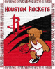 NBA Houston Rockets Baby Blanket