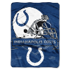 NFL Indianapolis Colts 60x80 Super Plush Throw Blanket