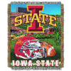 NCAA Iowa State Cyclones Home Field Advantage 48x60 Tapestry Throw