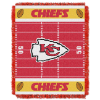 NFL Kansas City Chiefs Baby Blanket