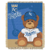 MLB Kansas City Royals Baby Blanket