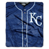 MLB Kansas City Royals 50x60 Raschel Throw
