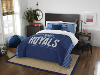 MLB Kansas City Royals QUEEN Comforter and 2 Shams