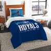 MLB Kansas City Royals Twin Comforter Set