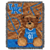 NCAA Kentucky Wildcats Baby Blanket