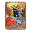 NCAA Kentucky Wildcats Home Field Advantage 48x60 Tapestry Throw