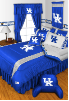 NCAA Kentucky Wildcats Comforter - Sidelines Series