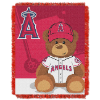 MLB Los Angeles Angels Baby Blanket