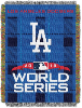 MLB Los Angeles Dodgers 2018 National League Champs Commemorative Tapestry