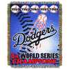 MLB Los Angeles Dodgers Commemorative 48x60 Tapestry Throw