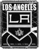 NHL Los Angeles Kings Home Ice Advantage 48x60 Tapestry Throw