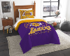 NBA Los Angeles Lakers Twin Comforter Set