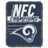 NFL Los Angeles Rams 2018 NFC Champs Commemorative Tapestry