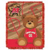 NCAA Maryland Terrapins Baby Blanket