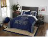 NCAA Memphis Tigers QUEEN Comforter and 2 Shams
