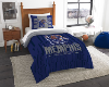 NCAA Memphis Tigers Twin Comforter Set