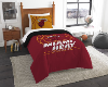 NBA Miami Heat Twin Comforter Set