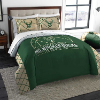 NBA Milwaukee Bucks QUEEN Comforter and 2 Shams