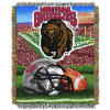 NCAA Montana Grizzlies Home Field Advantage 48x60 Tapestry Throw