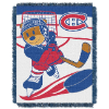 NHL Montreal Canadiens Baby Blanket