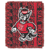 NCAA NC State Wolfpack FOCUS 48x60 Triple Woven Jacquard Throw
