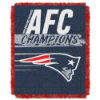 NFL New England Patriots 2018 AFC Champs Commemorative Tapestry