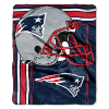 NFL New England Patriots 50x60 Raschel Throw