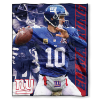 NFL New York Giants Eli Manning 50x60 Silk Touch Blanket