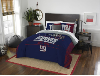 NFL New York Giants QUEEN Comforter and 2 Shams