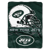 NFL New York Jets 60x80 Super Plush Throw Blanket