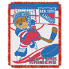 NHL New York Rangers Baby Blanket
