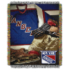 NHL New York Rangers Vintage 48x60 Tapestry