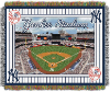 MLB New York Yankees Stadium 48x60 Tapestry Throw