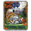 NCAA Notre Dame Fighting Irish Home Field Advantage 48x60 Tapestry Throw