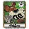NFL Oakland Raiders Vintage 48x60 Tapestry