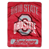 NCAA Ohio State Buckeyes 50x60 Micro Raschel Throw