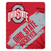 NCAA Ohio State Buckeyes 50x60 Fleece Throw Blanket