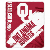 NCAA Oklahoma Sooners 50x60 Fleece Throw Blanket