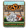 NCAA Oklahoma State Cowboys Home Field Advantage 48x60 Tapestry Throw