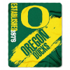 NCAA Oregon Ducks 50x60 Fleece Throw Blanket